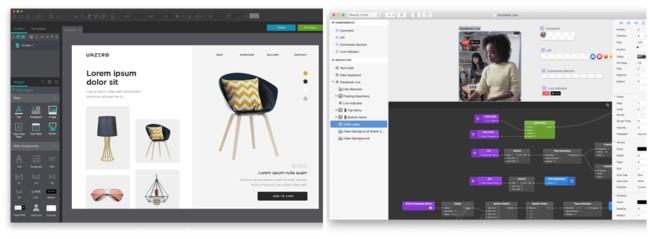 tipos e ferramentas para prototipagem