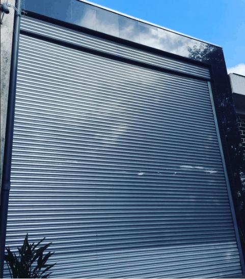 Porta de enrolar 2