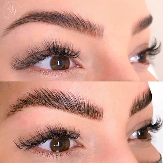 brow laminatin antes e depois 14