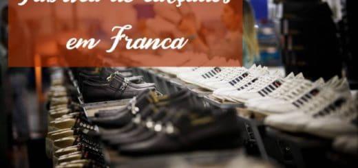 fabrica de calcados em franca