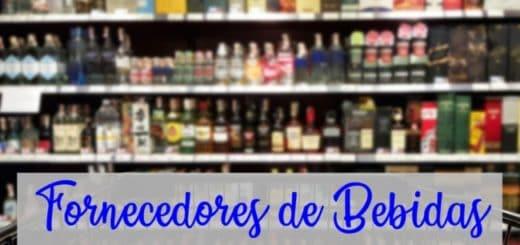 fornecedores de bebidas