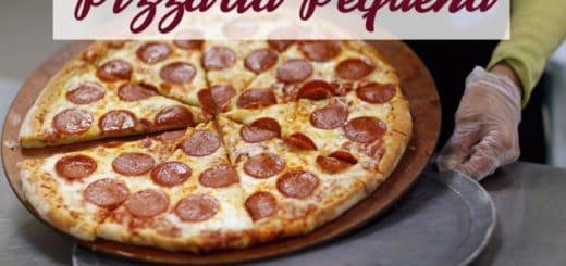0 pizzaria pequena