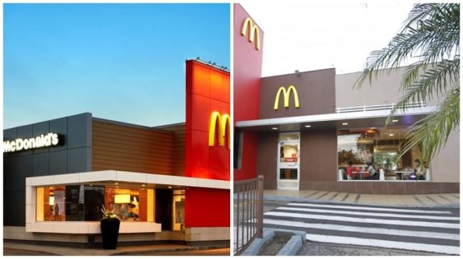 como funciona franquia McDonalds