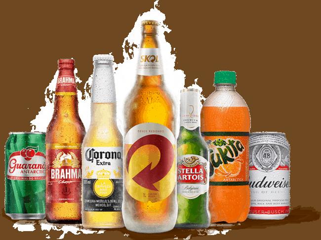 fornecedor de bebidas alcoolicas e nao alcoolicas