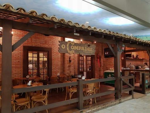 estilo rustico para restaurante simples