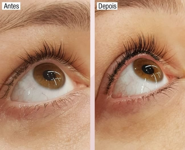 resultado de micropigmentacao nos olhos