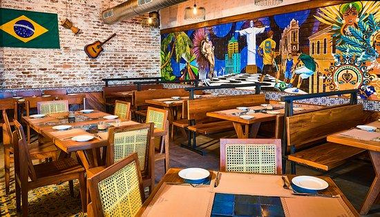 restaurante caseiro com decoracao aconchegante