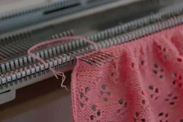 como funciona e como usar maquina de croche