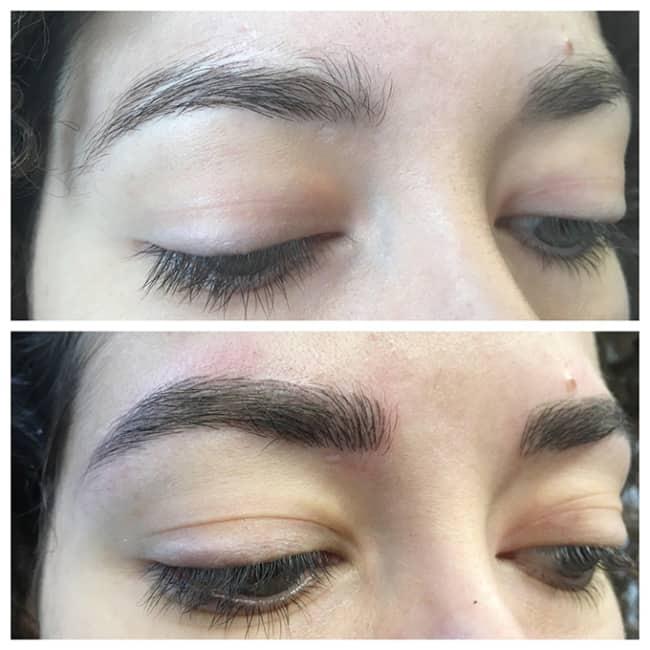 micropigmentacao e correcao de sobrancelhas