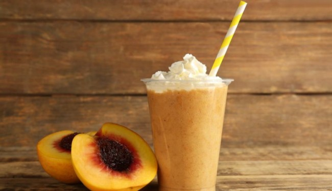 milk shake diferente de fruta