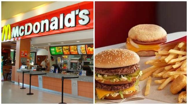 vantagens franquia McDonalds