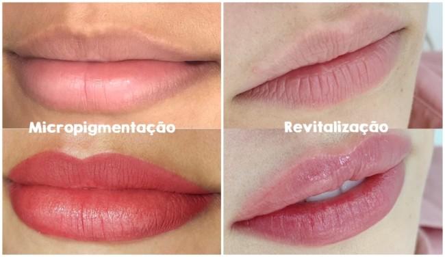 diferenca entre micropigmentacao e revitalizacao labial