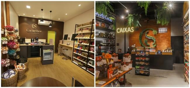 investimento franquia Cacau Show