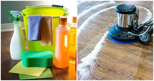 lista com nomes criativos para empresas de limpeza