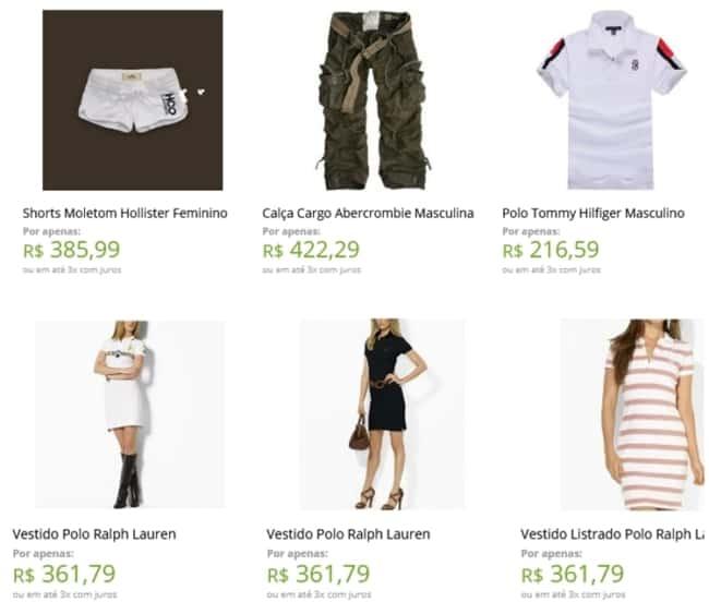 onde comprar roupas importadas para revenda