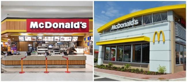preco franquia McDonalds