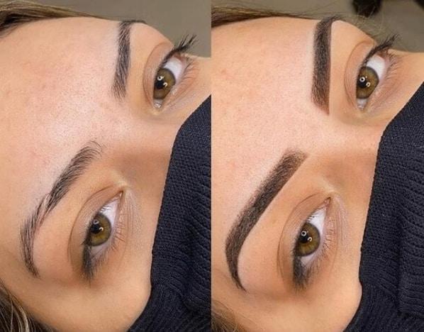 correcao de sobrancelhas com micropigmentacao
