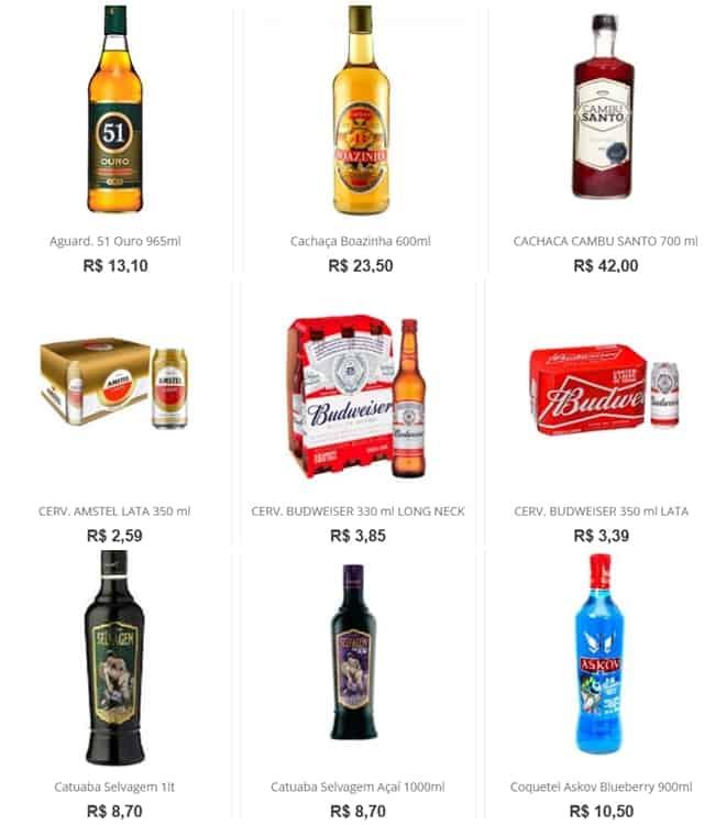 dica de distribuidor de bebidas