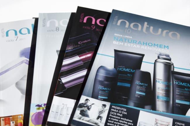 catalogo da Natura para revender