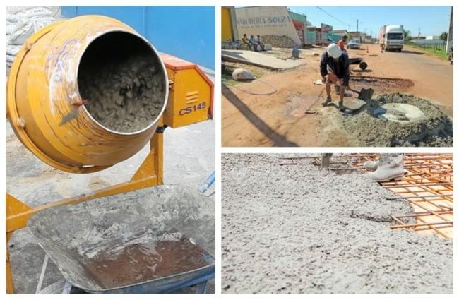 Como fazer concreto 1