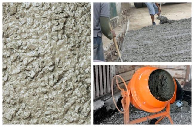 Como fazer concreto 3