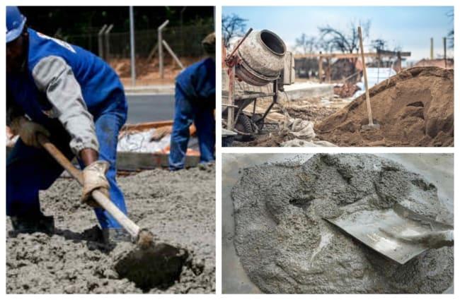 Como fazer concreto 4