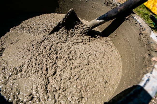 Como fazer concreto 5