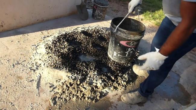 Como fazer concreto 7