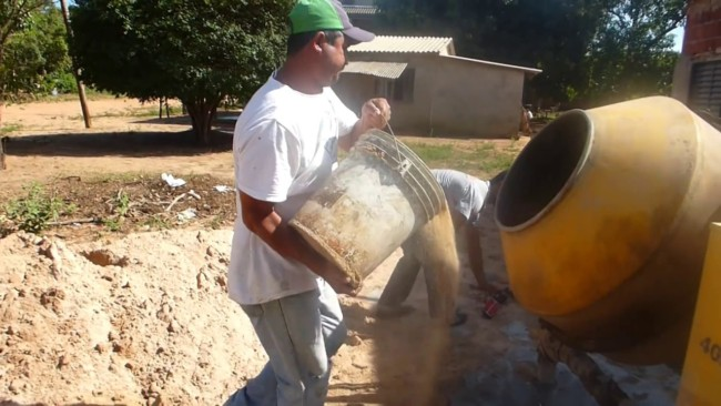 Como fazer concreto 8