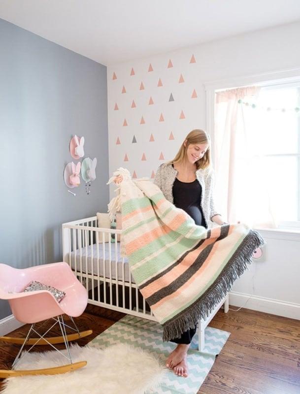 Ideal para o quarto de bebe