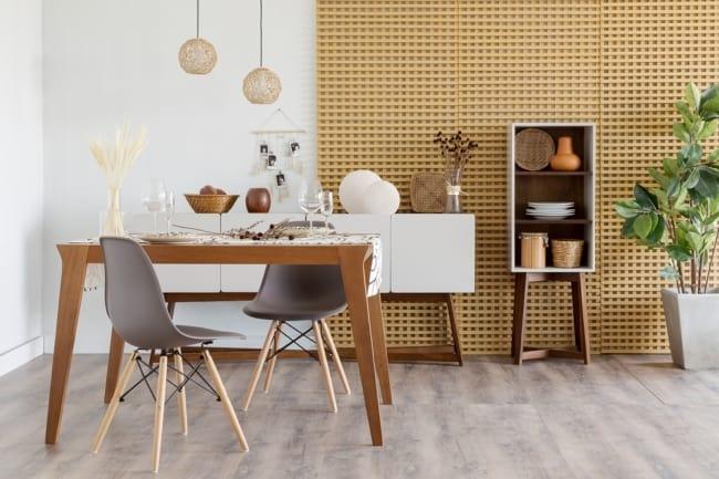 Modelo de Cadeira Eames