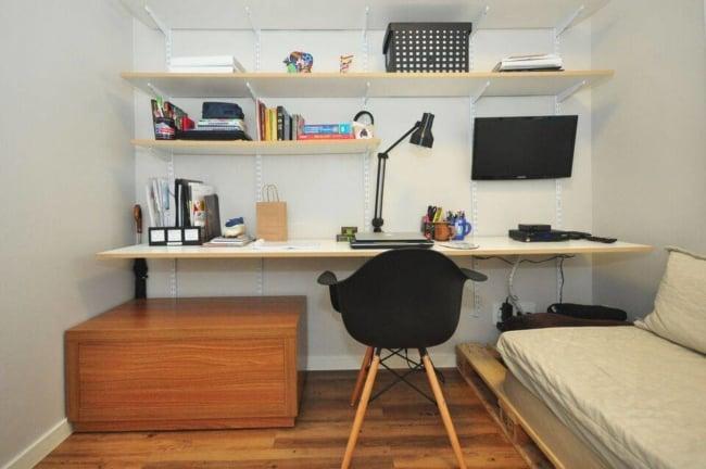 Muito utilizada no home office