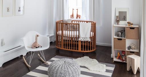 Otima opcao para o quarto do bebe