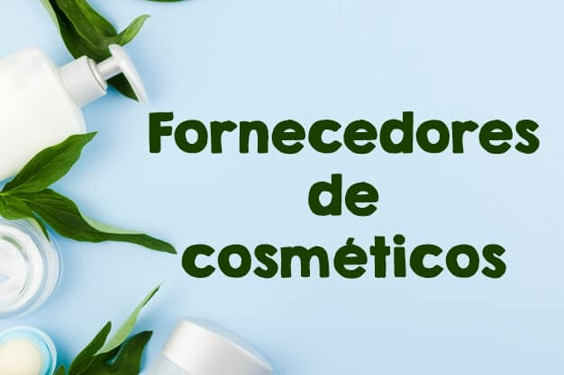 fornecedores de cosmeticos
