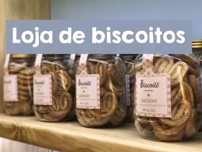 loja de biscoitos