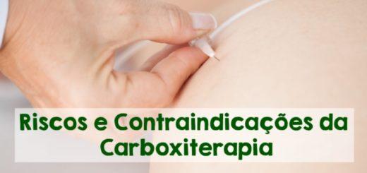 riscos e contraindicacoes da carboxiterapia