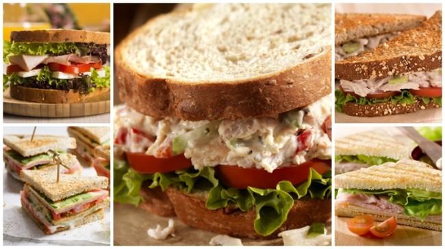 sanduiche natural para vender