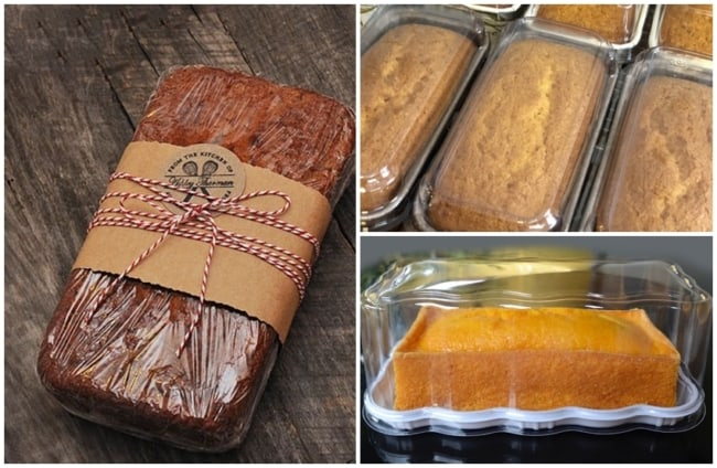 dicas de embalagens para bolo caseiro