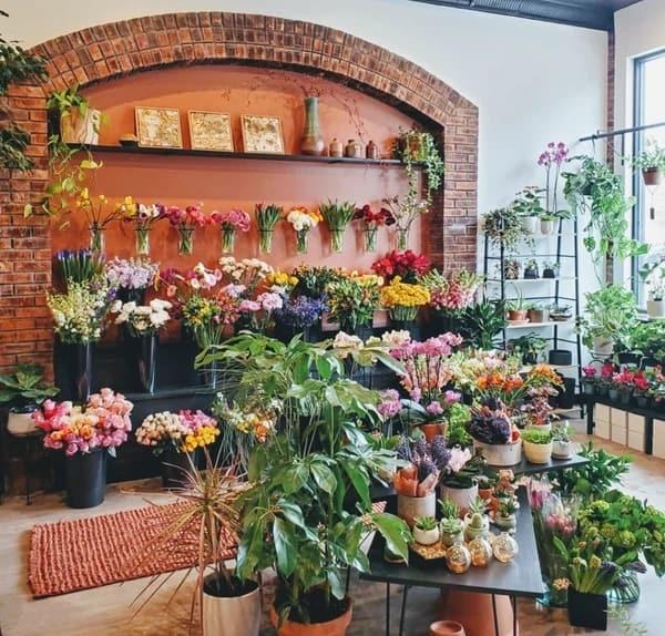 dicas de nomes para floriculturas
