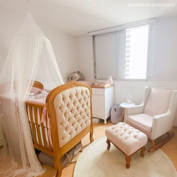 quarto de bebe com tinta calopsita suvinil