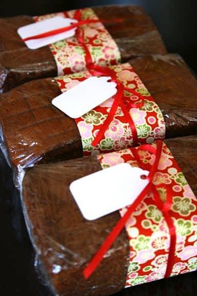 embalagem simples e barata para bolo