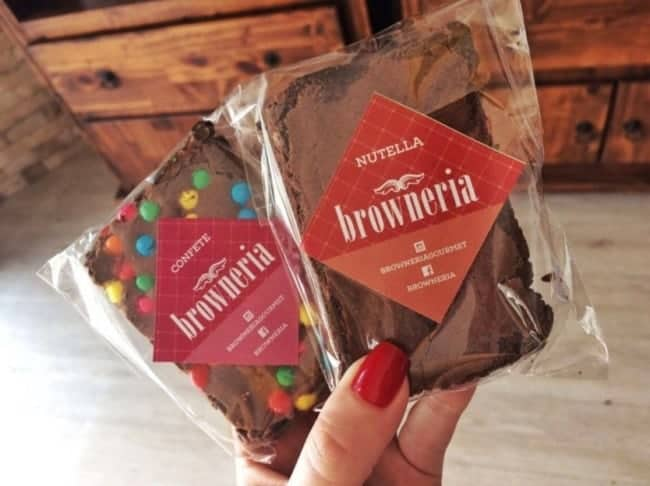 dicas para fazer brownie para vender