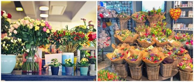 como escolher nomes para floriculturas