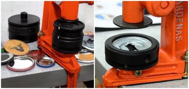 dicas e como funciona maquina de fazer bottons