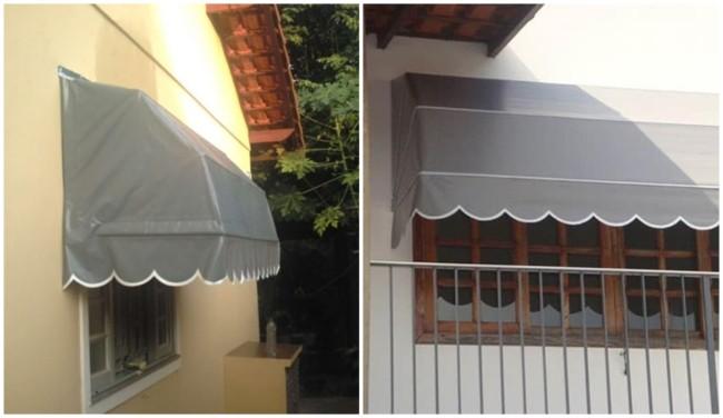 toldo capota para janela