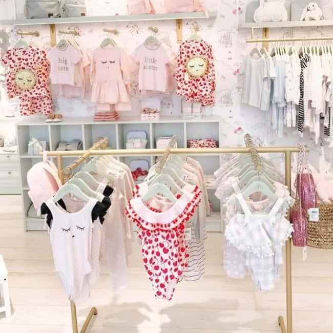 nomes criativos para lojas de bebe
