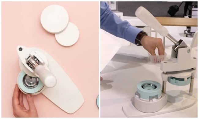 fabricacao de bottons