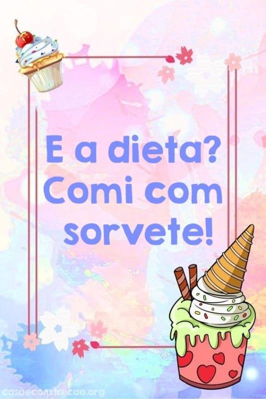 imagem para divulgacao de sorvete