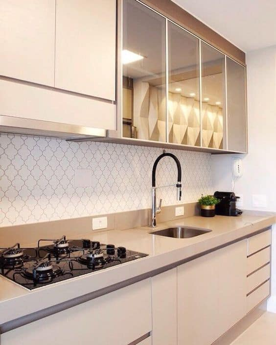 cozinhamoderna com armarios off white