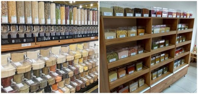 lista com nomes criativos para lojas de produtos naturais